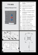 Instrukcja sterowania T75 DES bramy przemysłowe