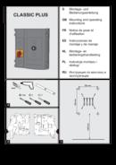 Instrukcja sterowania Classic Plus