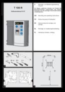 Instrukcja sterowania T100 DES R(bramy szybkobieżne)