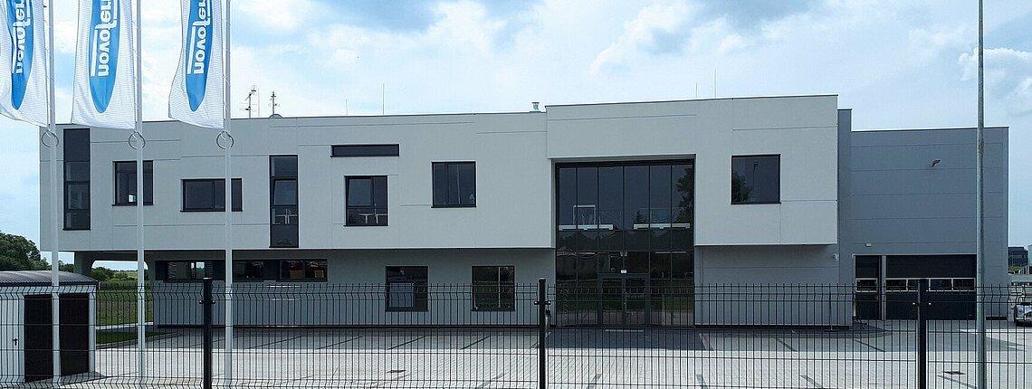 siedziba Novoferm Polska Tarnowo Podgórne