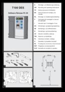 Instrukcja sterowania do bram przemysłowych T100DES