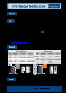 GFA TS970/ TS971 - informacje techniczne