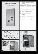 Instrukcja sterowania do bram szybkobieżnych T100 R-FU 3kW