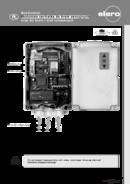 Instrukcja sterowania ELERO (bramy TH 100, TH80)
