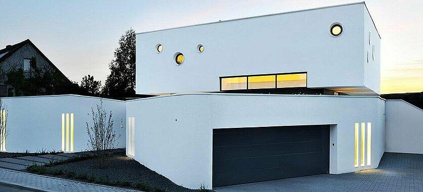 dom nowoczesny iso 45