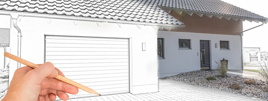 Jak budować, żeby nie zwariować, czyli Novoferm rozwiązuje problemy z garażem