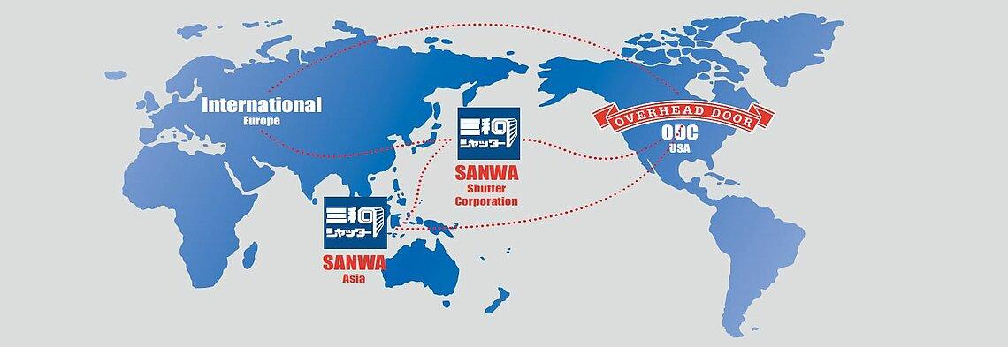 Novoferm na całym świecie
