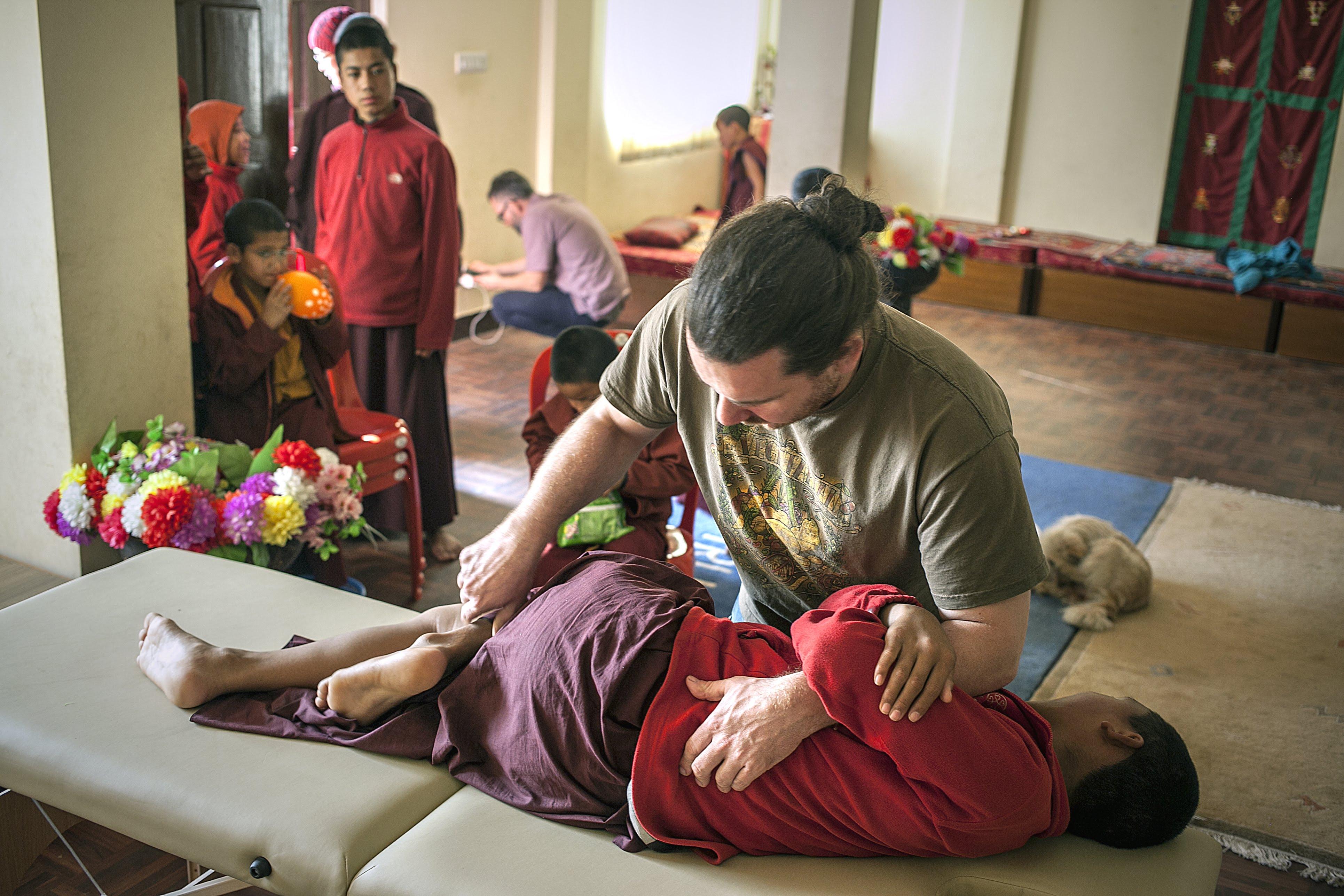 Jako Novoferm wspieramy obóz rehabilitacyjny w Nepalu