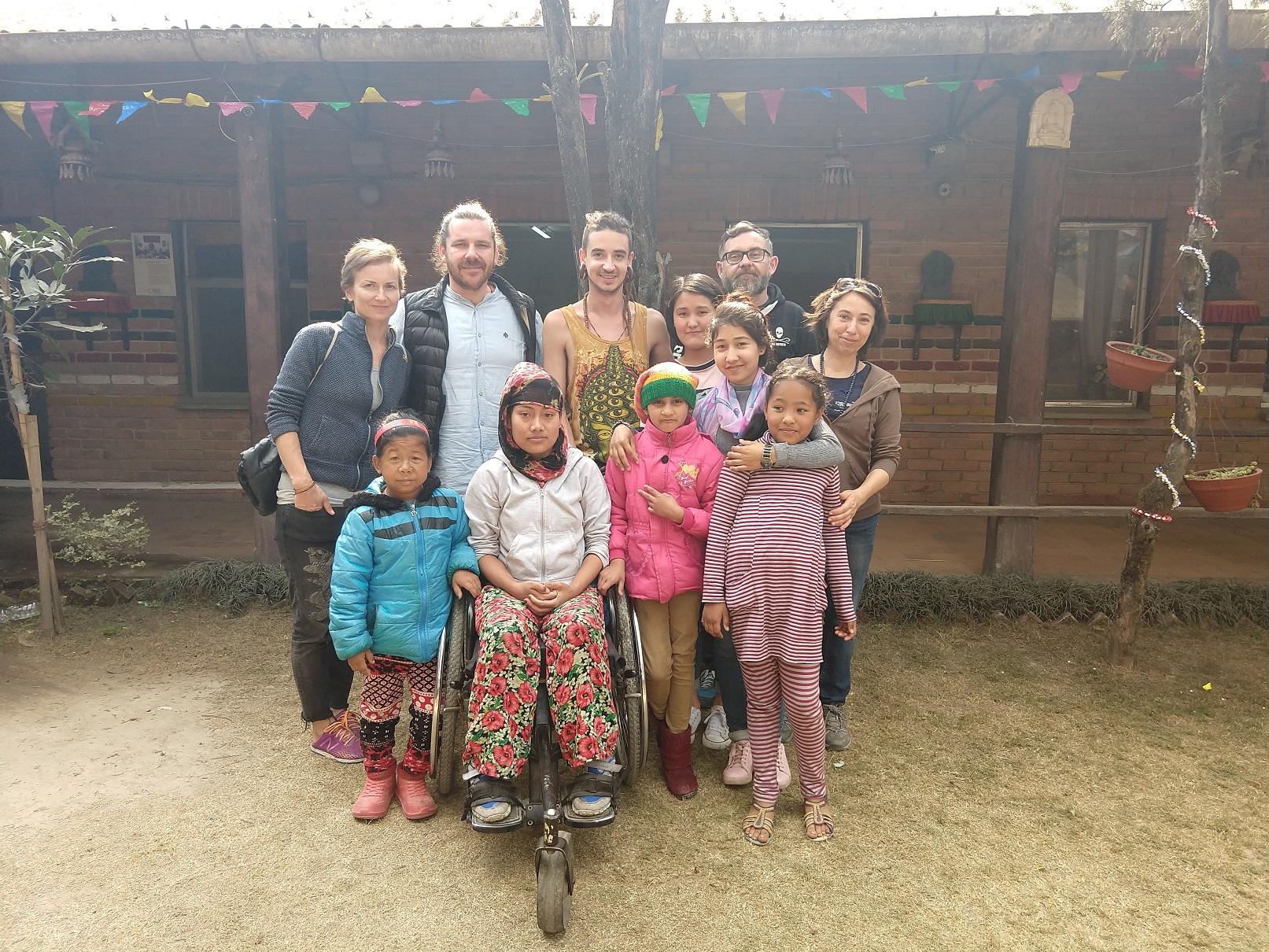 Jako Novoferm wspieramy Kthmandu Therapy Camp