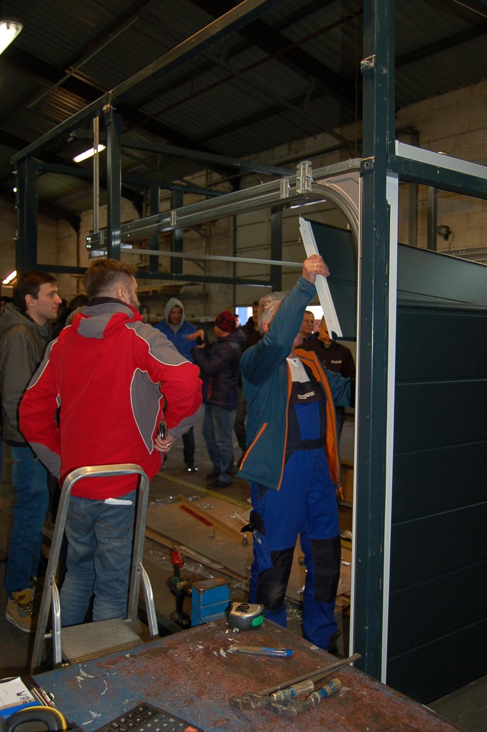szkolenia podczas Drzwi otwartych Novoferm w Poznaniu