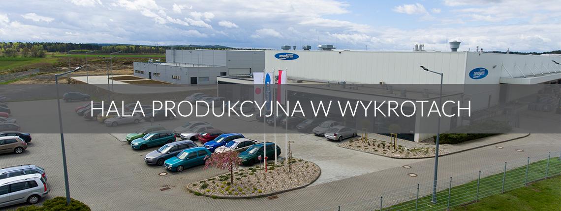 Nowa fabryka Novoferm w Polsce